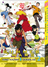 Summer Wars - Oz Championship - Tome 02