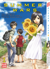 Summer Wars - Tome 01