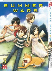 Summer Wars - Tome 3