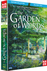 The Garden of Words - Film, édition collector