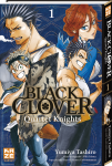 Tome 01 || Black Clover : Quartet Knights