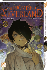 The promised neverland - Tome 06