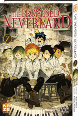 The promised neverland - Tome 07
