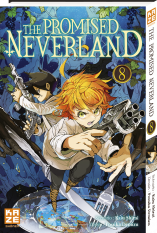 The Promised Neverland - Tome 08