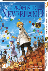 The Promised Neverland - Tome 09