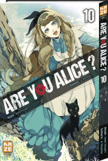 Are you Alice ? - Tome 10