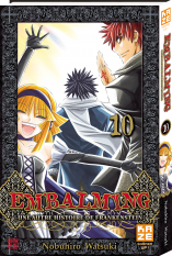 Embalming - Tome 10