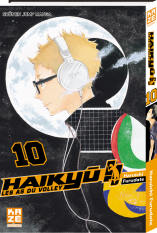 Haikyu!! Les AS du volley - Tome 10