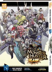 Monster Hunter Flash - Tome 10