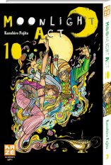 Moonlight Act - Tome 10