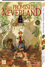 The Promised Neverland - Tome 10