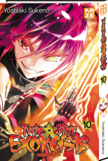 Twin Star Exorcists - Tome 10