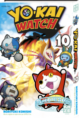Yo-Kai Watch - Tome 10