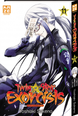 Twin Star Exorcists - Tome 11