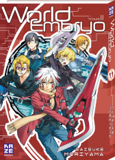 World Embryo - Tome 11