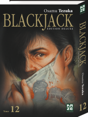 Black Jack Deluxe - Tome 12