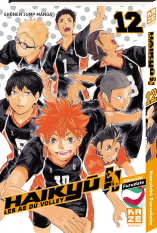 Haikyu!! Les AS du volley - Tome 12