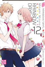 Rainbow Days - Tome 12