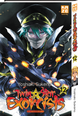 Twin Star Exorcists - Tome 12