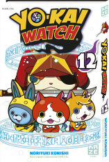 Yo-Kai Watch - Tome 12