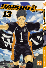 Haikyu!! Les AS du volley - Tome 13