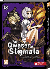 Qwaser of Stigmata (The) - Tome 13