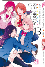 Rainbow Days - Tome 13