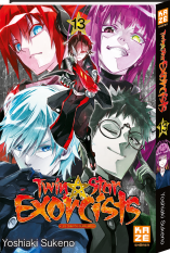 Twin Star Exorcists - Tome 13