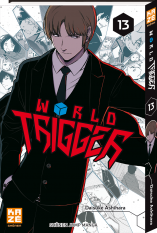 World Trigger - Tome 13