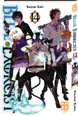 Blue Exorcist - Tome 14