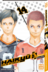Haikyu!! Les AS du volley - Tome 14