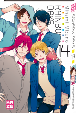 Rainbow Days - Tome 14