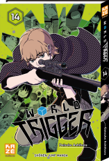 World Trigger - Tome 14