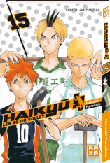 Haikyu!! Les AS du volley - Tome 15