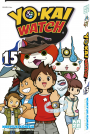 Tome 15 || Yo-Kai Watch