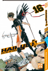 Haikyu!! Les AS du volley - Tome 16