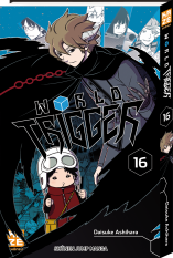 World Trigger - Tome 16