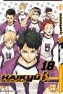 Tome 18 || Haikyu!! Les AS du volley