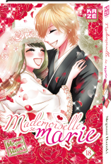 Mademoiselle se marie ! - Tome 18