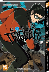 World Trigger - Tome 18