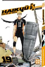 Haikyu!! Les AS du volley - Tome 19