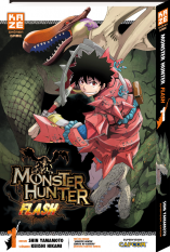 Monster Hunter Flash - Tome 01