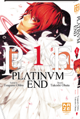 Platinum End - Tome 01