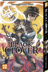 Black Clover - Tome 1 - Rediscover