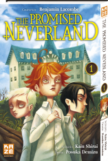 The promised neverland - Tome 1 - Rediscover