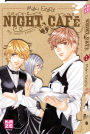 Tome 1 || Night Café - My Sweet Knights