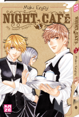 Night Café - My Sweet Knights - Tome 01