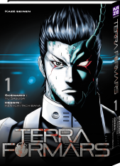 Terra Formars - Tome 01