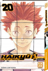 Haikyu!! Les AS du volley - Tome 20