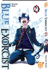 Blue Exorcist - Tome 21